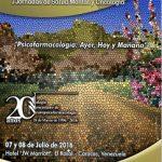 Afiche del IX Congreso NEUROPSICOFARMACOLOGIA